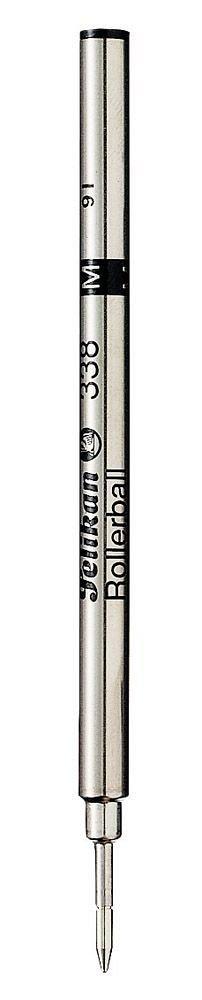 Rezerva roller Pelikan,negra,F(0.8mm)