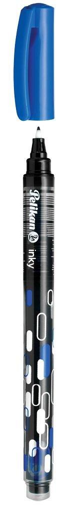 Roller Inky Pelikan,0,5mm,albastru