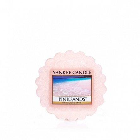 Tarta ceara parfumata Pink Sands
