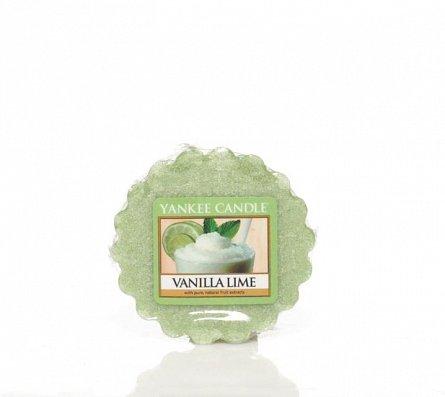 Tarta ceara parfumata Vanilla Lime