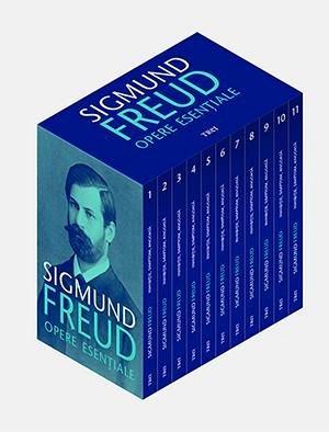 Pachet Opere Esentiale - Sigmund Freud, 11 volume