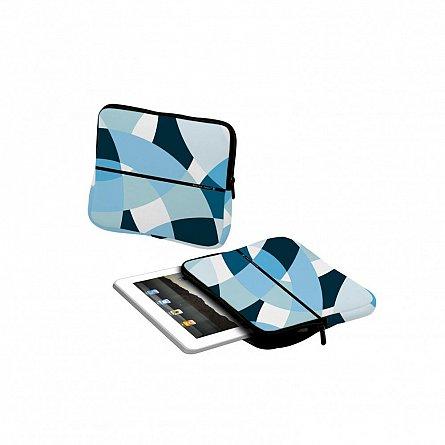 Husa Ipad,QuattroColori+,bleu