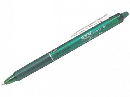 Roller Pilot,Frixion Cliker,0.7,verde