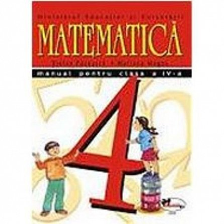 MATEMATICA IV. MANUAL PACEARC