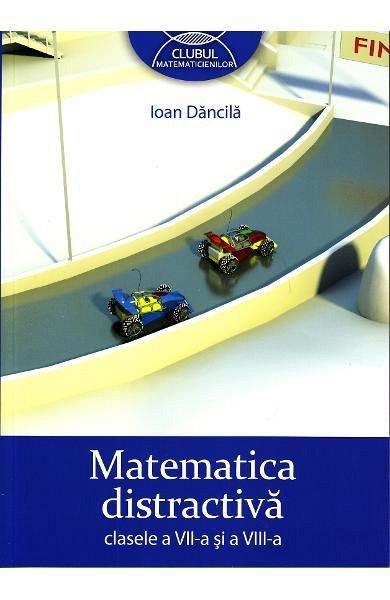 MATEMATICA DISTRACTIVA PT CLS 7-8