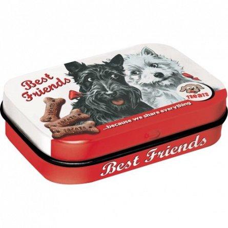 CUTIE MICA CU BOMBOANE BEST FRIENDS
