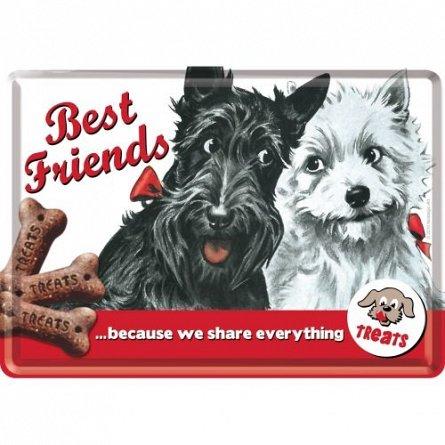 CARTE POSTALA BEST FRIENDS