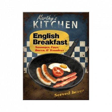 MAGNET ENGLISH BREAKFAST