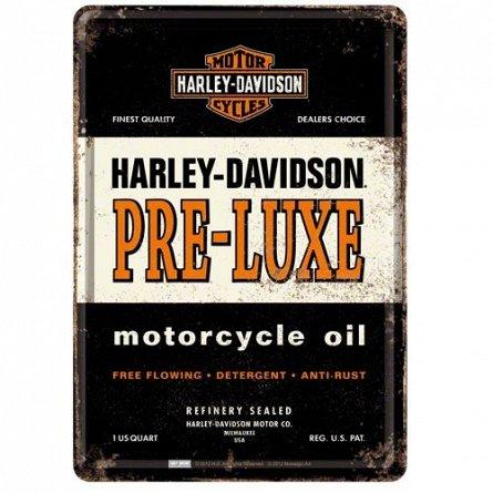 CARTE POSTALA HARLEY-DAVIDSON PRE-LUXE