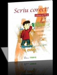 SCRIU CORECT! CLASA A IV-A