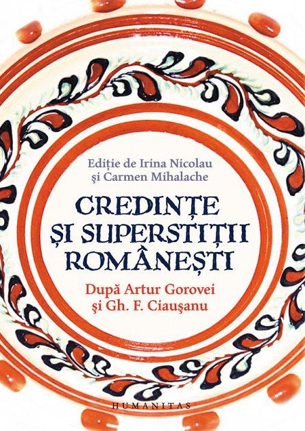 CREDINTE SI SUPERSTITII ROMANESTI REEDITARE