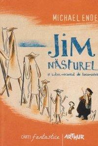 JIM NASTUREL SI LUKAS MECANICUL DE LOCOMOTIVA