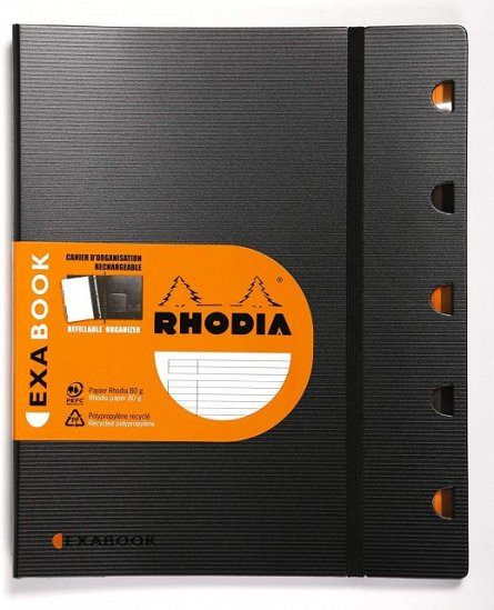 Organizator A4+,80f,dict,Rhodia,Exabook