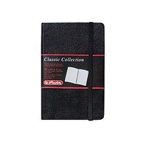 Agenda A6,My.Book Classic,96f,mate,negru