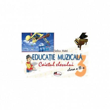 EDUCATIE MUZICALA - CAIET SEM. 1+2 - S.