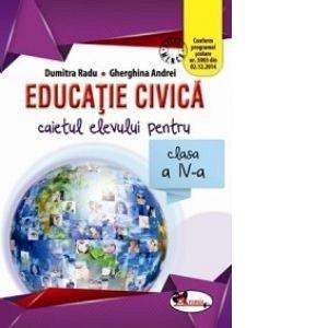 EDUCATIE CIVICA -  CL 4- CAIET SEM 1+2 P