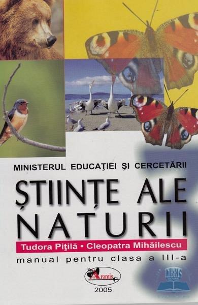 STIINTE - CL.3 - PITILA/MIHAILESCU