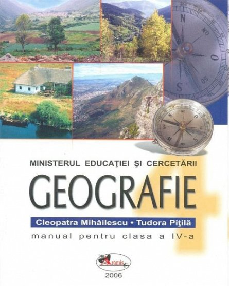 GEOGRAFIE IV. MANUAL PITILA