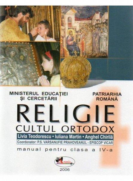 RELIGIE IV. MANUAL CHIRILA