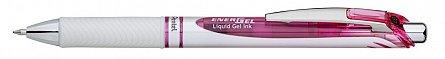 Roller cu gel,Pentel,Energel Pearl,roz