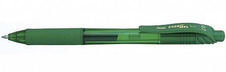 Roller cu gel,Pentel,EnergelX0.7mm,verde