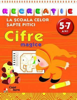 CIFRE MAGICE. 5-7 ANI. Ed a II-a