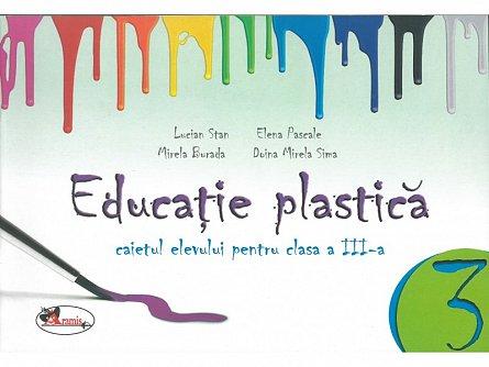 EDUCATIE PLASTICA III (ED. II), FORMAT MIC