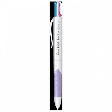 Pix Quatro pen InkJoy,culori pastel