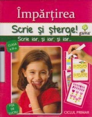 IMPARTIREA/ SCRIE SI STERGE