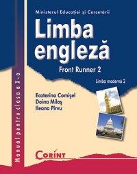 MANUAL CLS. A X-A - ENGLEZA L2