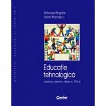 MANUAL CLS. A VIII-A - TEHNOLOGIE - BOGDAN
