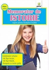 MEMORATOR DE ISTORIE. CLASA A V-A