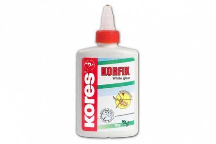 Lipici lichid Kores,125ml,White Glue