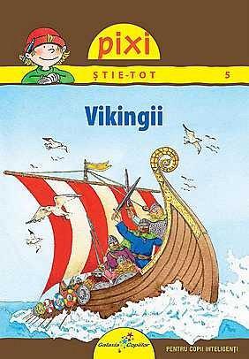 PIXI STIE -TOT. VIKINGII