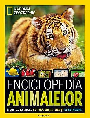 ENCICLOPEDIA ANIMALELOR. 2500 DE ANIMALE