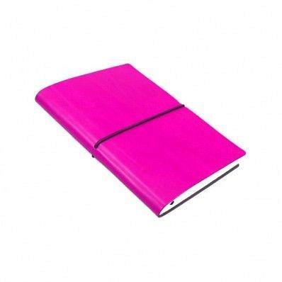Agenda A5,Ciak,cu elastic,dict,roz