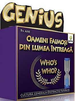 WHO'S WHO? OAMENI CELEBRI DIN ROMANIA