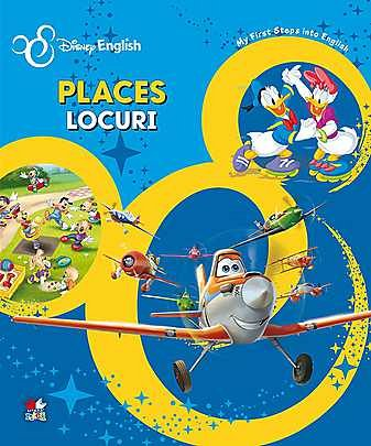 PLACES/LOCURI. MY FIRST STEPS INTO ENGLISH