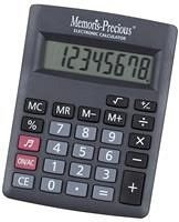 Calculator birou Memoris Precious, 12 digiti, baterii