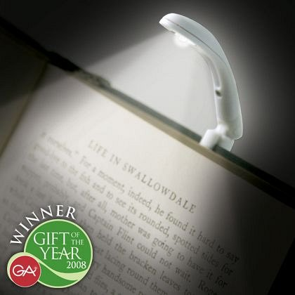 Lampa pt. citit, Roz - Really Tiny BookLight