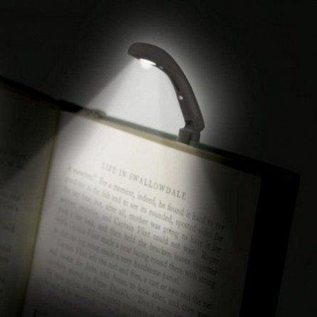 Lampa citit negru