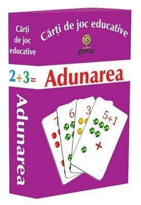 CARTI JOC ADUNAREA