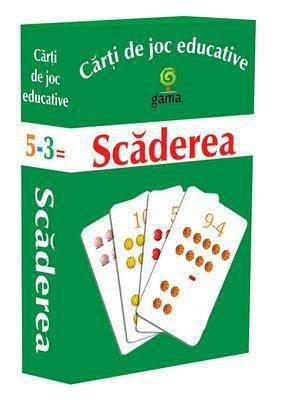 CARTI JOC SCADEREA