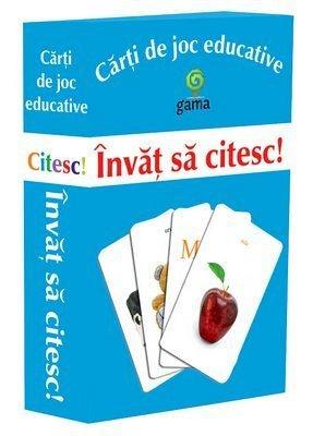 CARTI JOC INVAT SA CITESC