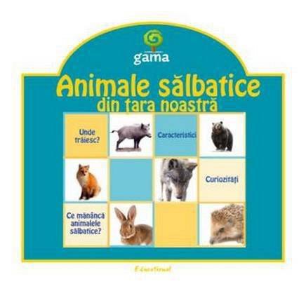 ANIMALE SALBATICE DIN TARA NOASTRA