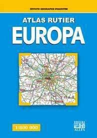 ATLAS RUTIER EUROPA 2010