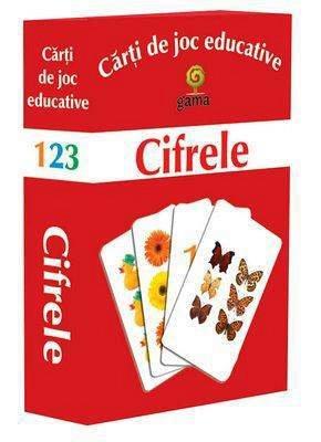 CARTI JOC CIFRELE