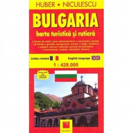 HARTA BULGARIA