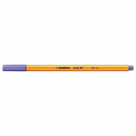 Liner Stabilo Point 88,0.4mm,lila deschis