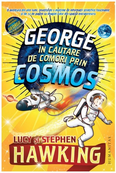 GEORGE IN CAUTARE DE COMORI PRIN COSMOS (ED 2)
